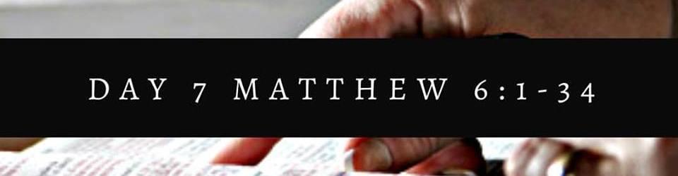 matthew-6-1-34