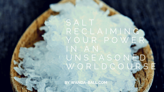 Salt: Reclaiming Your Power In An Unseasoned World Study-Course