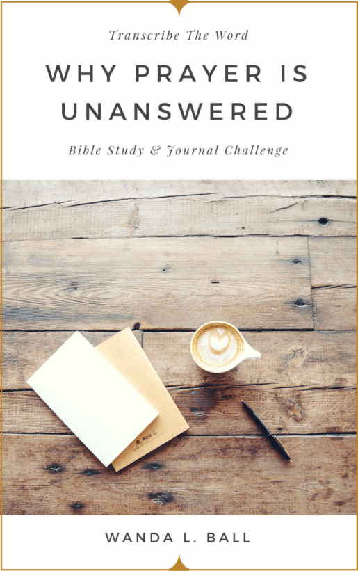 Why Prayer Is Unanswered EJournal