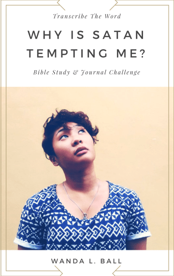 Why Is Satan Tempting Me Bible Study & E-Journal