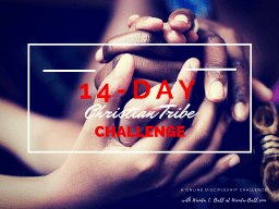 14 day christian tribe challenge