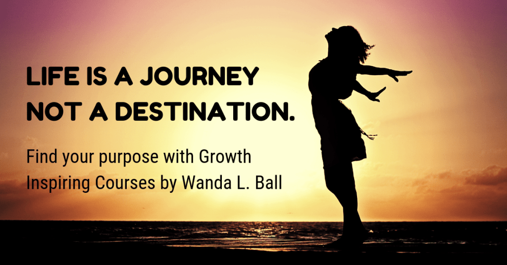 Find your purpose with christian growth online courses by Wanda L Ball