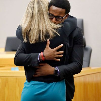 I also forgive you – Amber Guyger…
