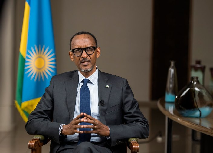 Why must we pay paper loans with resources when we only collect paper from them? – Kagame