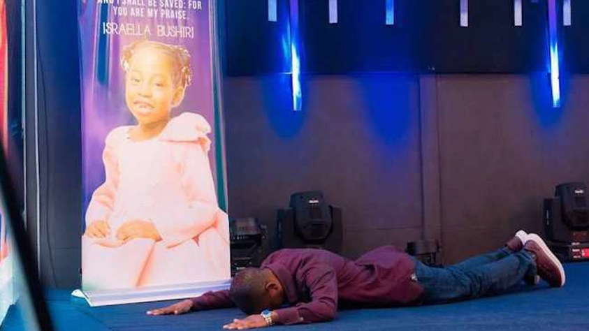 Prophet Bushiri Blames South Africans Bitterly For Daughter's Death