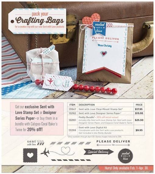 Crafting Bags