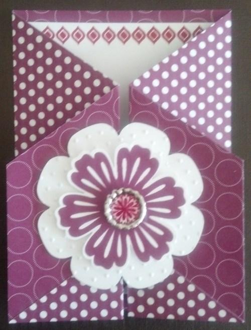 Double Gate Fold Card
