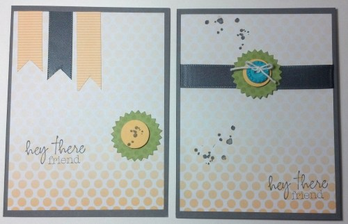 Paper Pumpkin Cards 002