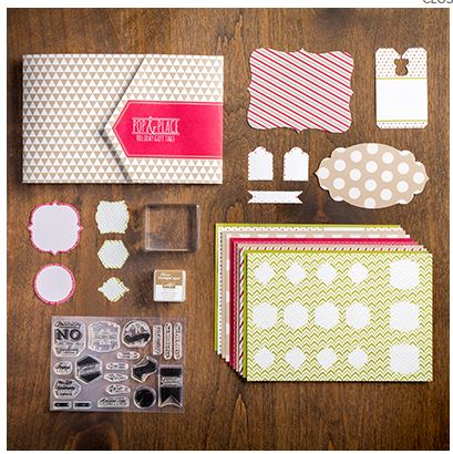 Pop & Place Holiday Gift Tags Starter Bundle 135290  ~ $24.95