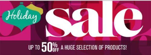 Holiday Sale Logo