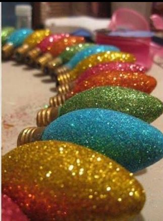 Glitter Bulbs 2