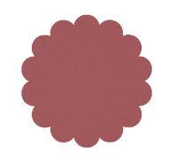 "1-1/4"" Scallop Circle Punch Item # 127811  Regular Price: $15.95 Discounted Price: $11.96"