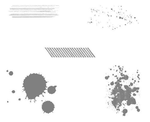 Gorgeous Grunge Stamp Brush Set - Digital Download   137939  ~ Price: $4.95