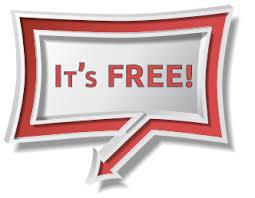 its free arrow