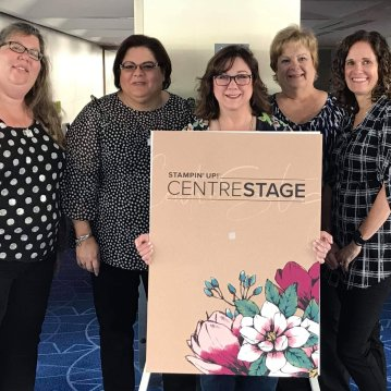 Debra, Me, Linda, Janet, Cindy