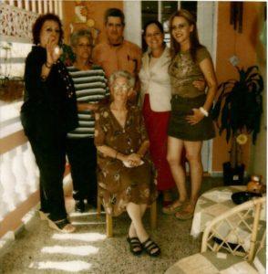 mami y todas
