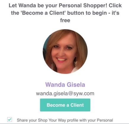 Personal Shopper Virtual