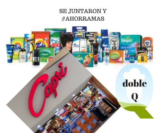 EVENTO DOBLE COUPONS EN CAPRI
