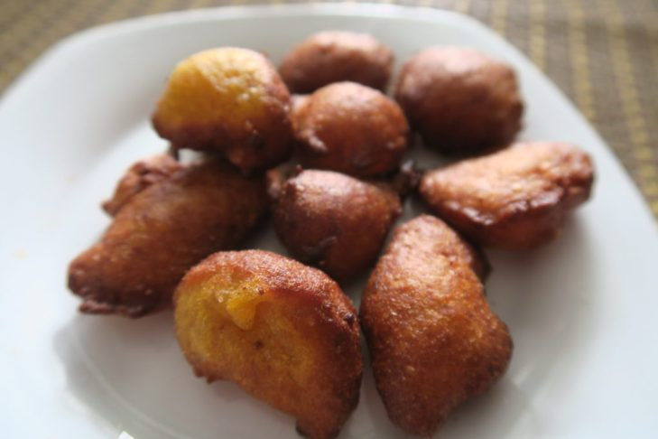 Buñuelos de Calabaza