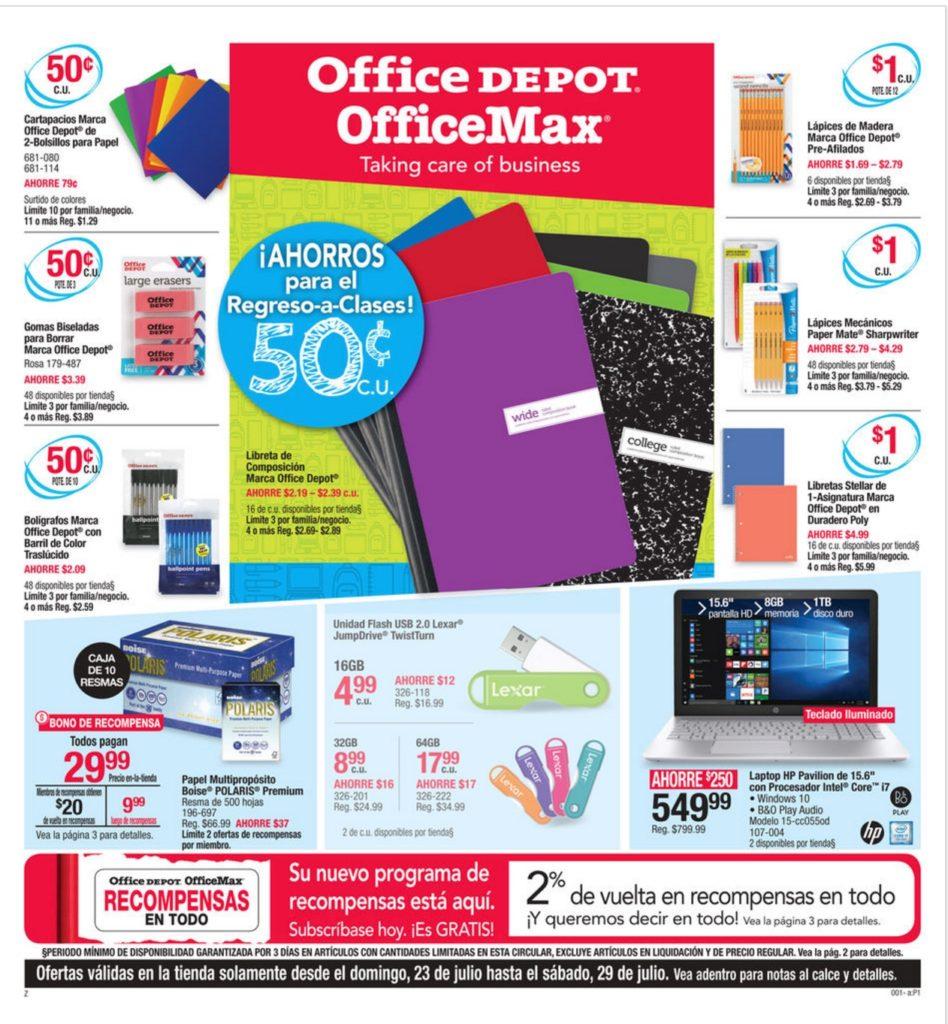 OfficeDepot 7.23.17