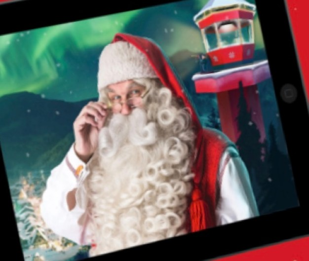 GRATIS VIDEO PERSONALIZADO DE SANTA