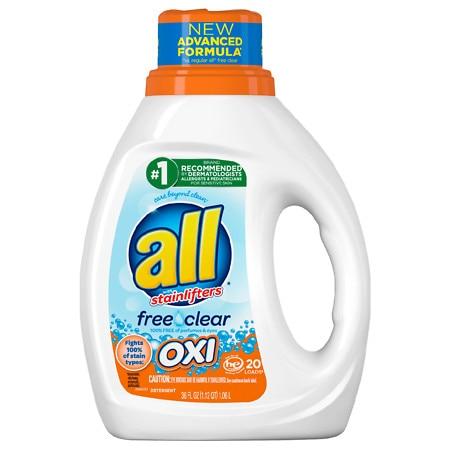 All Detergent Y  Snuggle $1.88  WALGREENS ONLINE