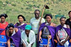 Mudhara and learner-farmers