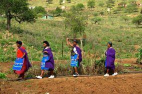 Women in Msinga