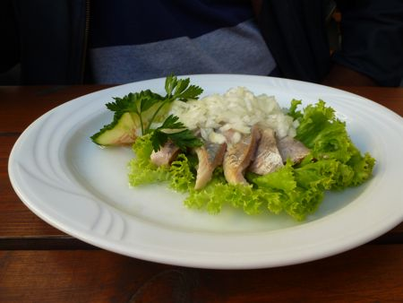 Do they do herring better anywhere than in Poland?