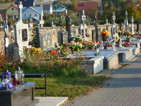 Grajewo cemetery.