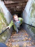 Bunker exploration.
