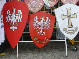 Grunwald crests.
