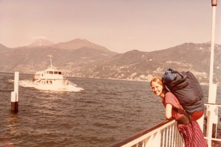 Lake Como journey.