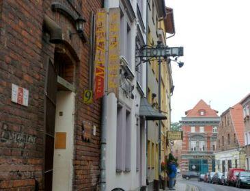 Toruń gingerbread museum.