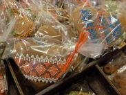 Gingerbread museum fare.