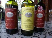 Winemaker Gorscy's wines.