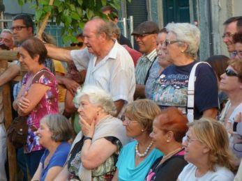 Fado audience Lisbon