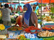 Kamala Market chilis.
