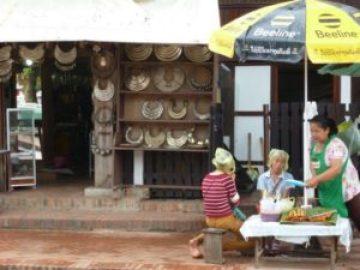 Luang Prabang crafts