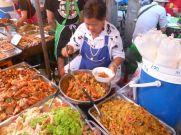 Chiangmai street food.
