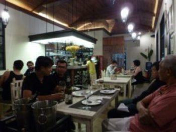 Inside Suay.