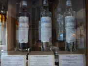 Some Dwor Sierakow vodkas.
