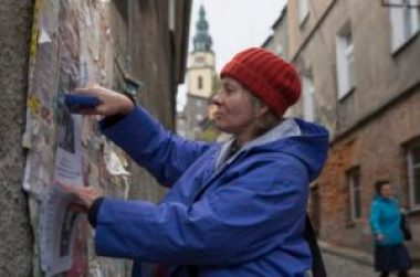 Polish film Spoor or Palka