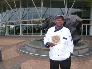 Chef John Moatshe