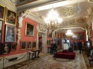 Inside Wilanów Palace, Warsaw.