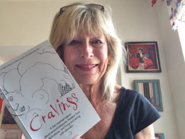 Author Wanda Hennig and Cravings.