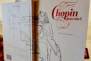 Chopin Gourmet book