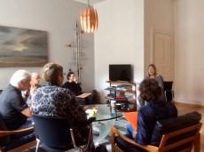 Memoir workshop group.