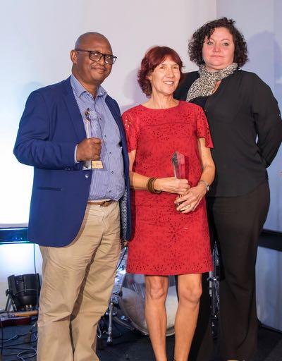 Julie Frederikse and Madoda Ncayiyana