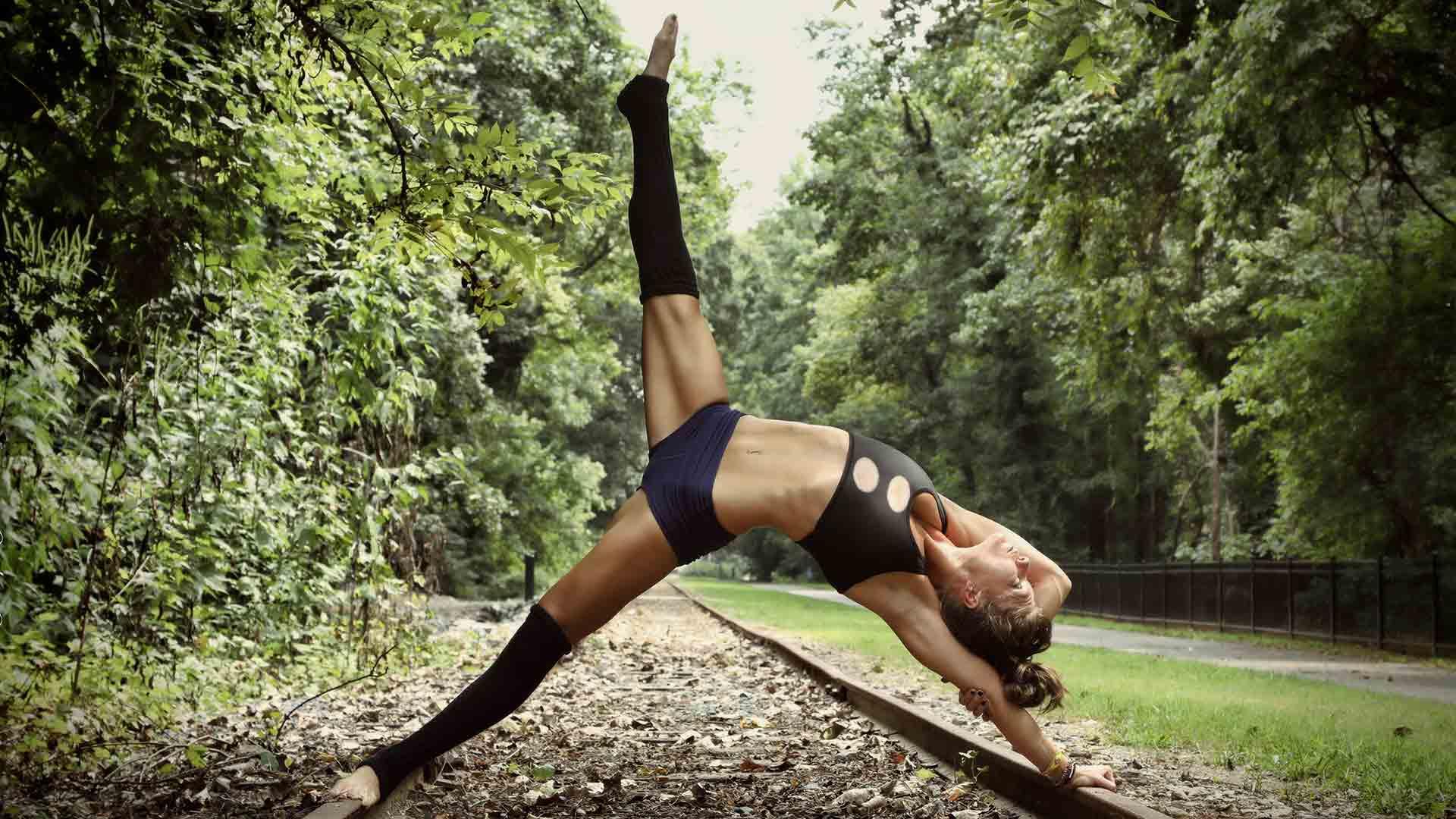 Wanda June Koch Photography Charlotte NC Yoga